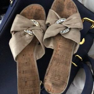 Wedge shoes good condition